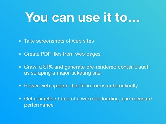 E2E testing Single Page Apps and APIs with Cucumber js and