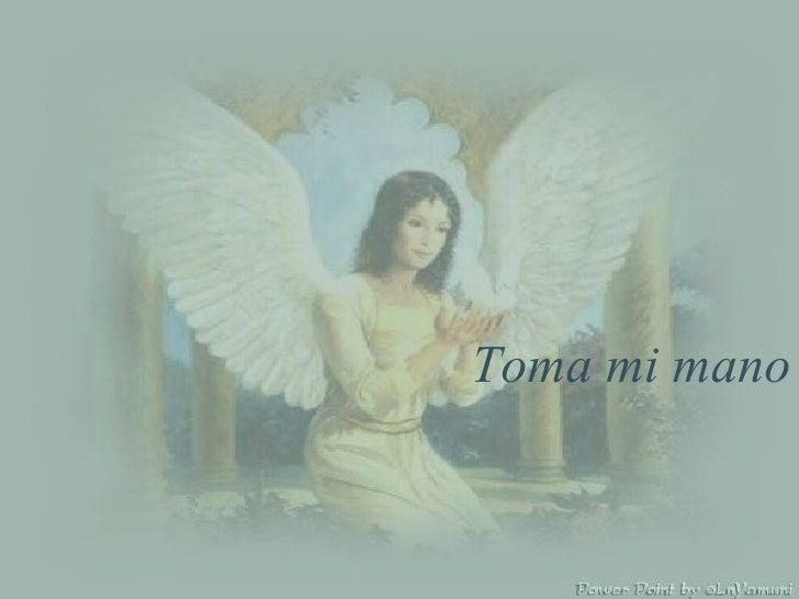 Alberto Cortez: Toma Mi Mano Song Lyrics
