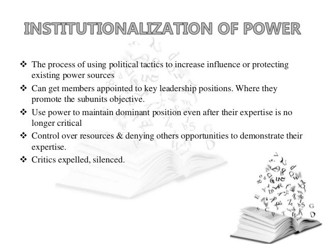 leadership sources and influence tactics used Power is a force of influence and authority most leaders wield power, but how power is manifested and used often differs between leaders where does a leader get power from.