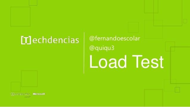 @fernandoescolar@quiqu3Load Test