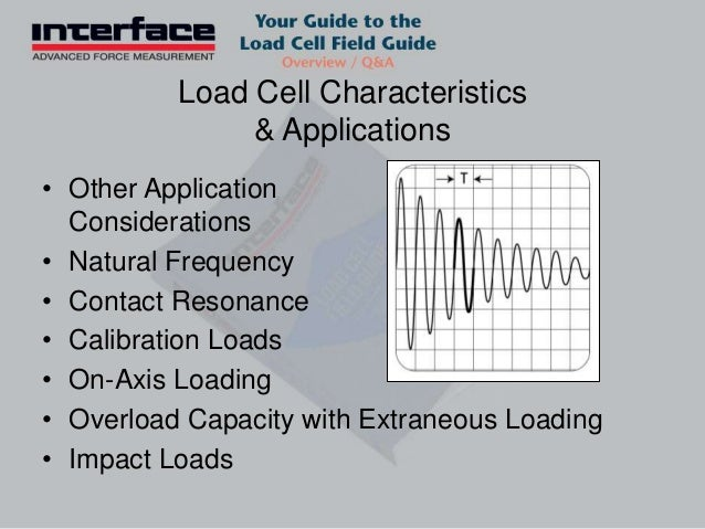 Your Guide to the Load Cell Field Guide - 웹