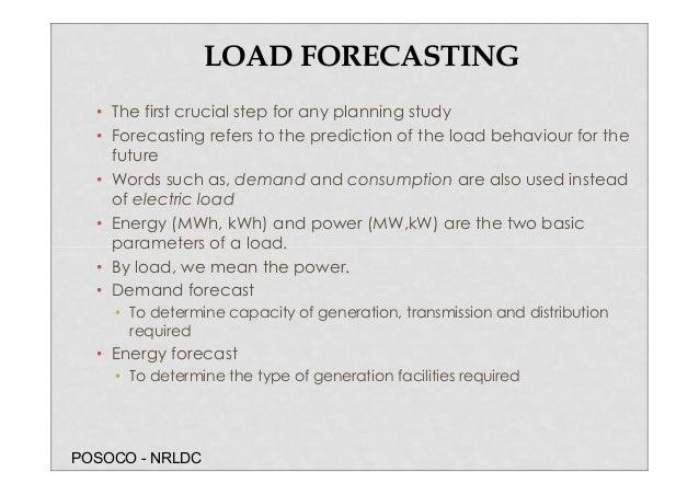 Load Forecasting Techniques pdf