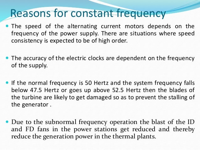 load frequency control Abstractthis article describes the load frequency control of a multi-area system each control area contains both a hydro and thermal power plant to form a.