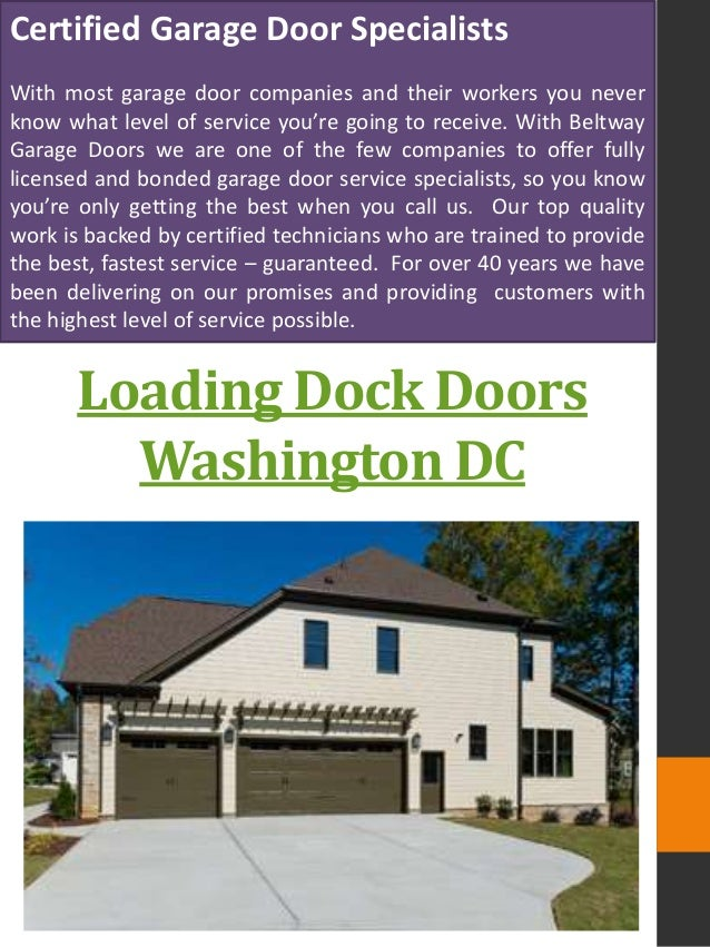 Garage Door Repair Dc