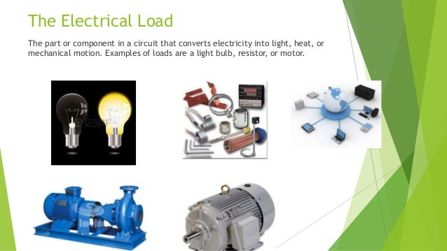 Load list calculation for Electric motor heat load calculation