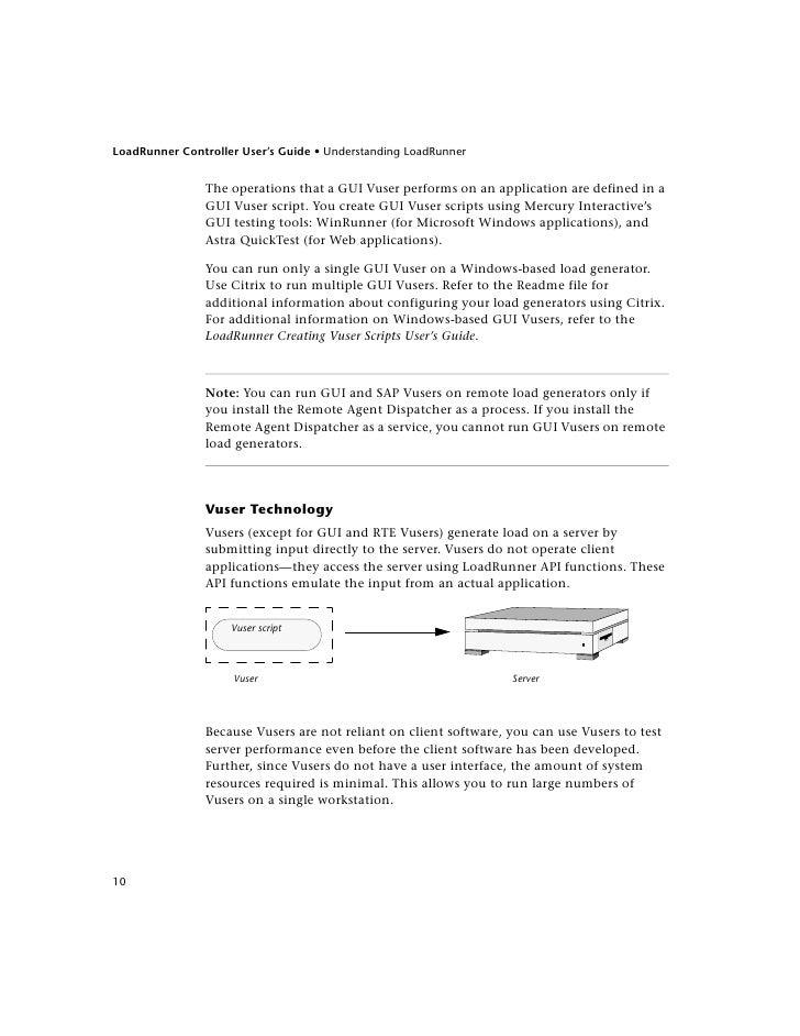 load runner controller rh slideshare net Load Runner Tool Load Runner Controller Icon