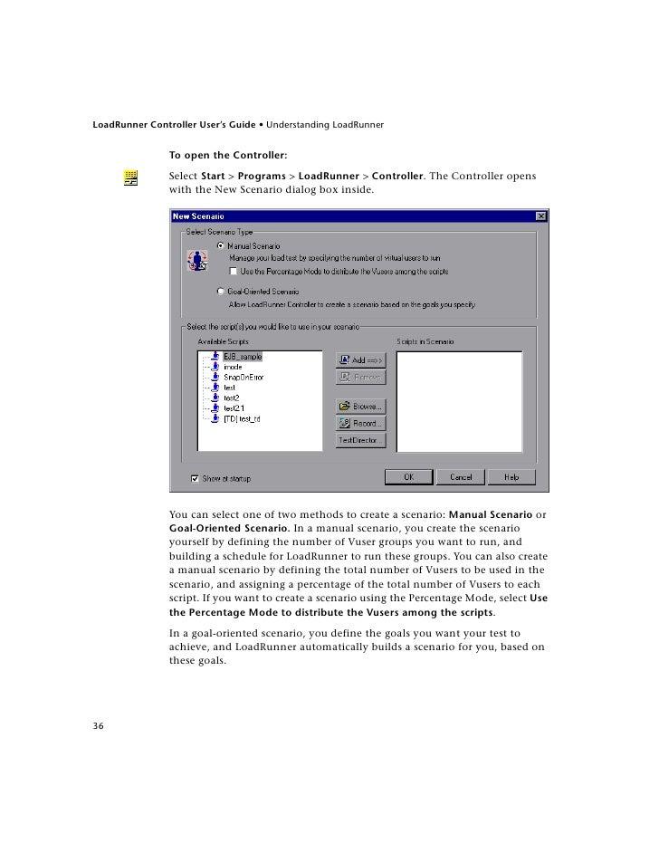 load runner controller rh slideshare net