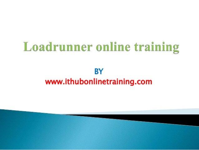 BY www.ithubonlinetraining.com