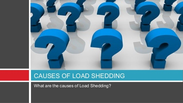load shedding in karachi For many people in karachi, load-shedding was becoming a receding memory  an even larger number may not agree, since load-shedding in.