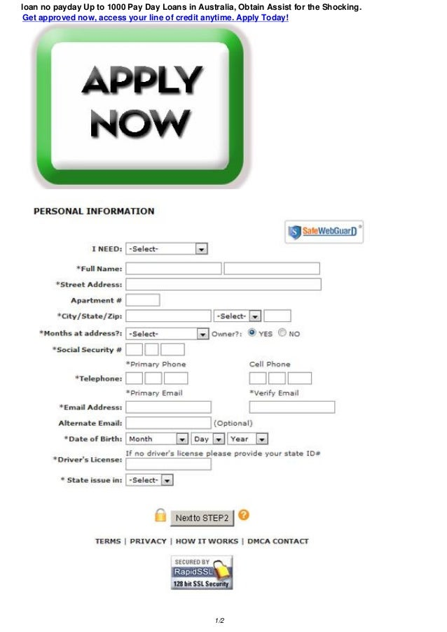 No fee payday loans on benefits picture 3