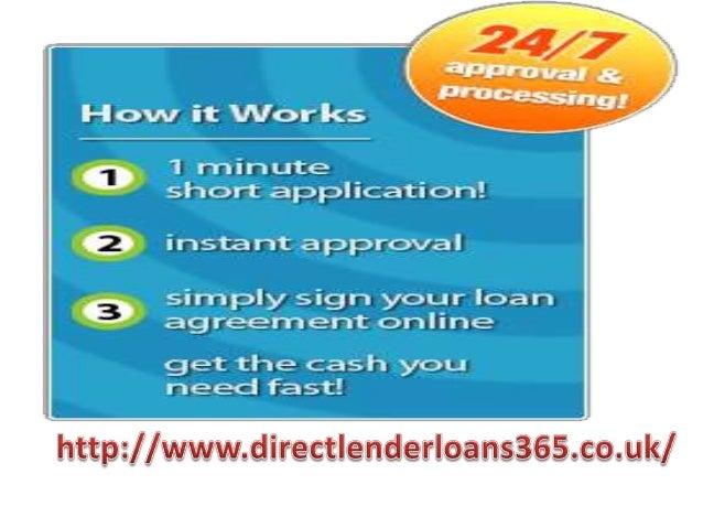 Direct Lender Loan - directlenderloans365.co.uk - 웹