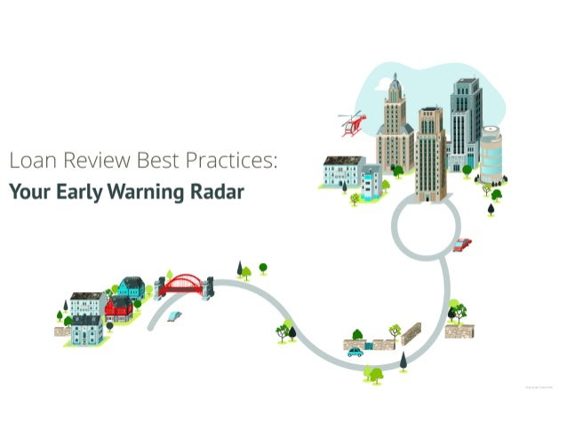 Loan Review Best Practices: Your Early Warning Radar
