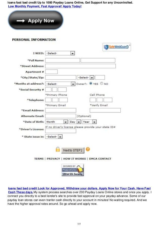 Bad credit cash loans melbourne image 2