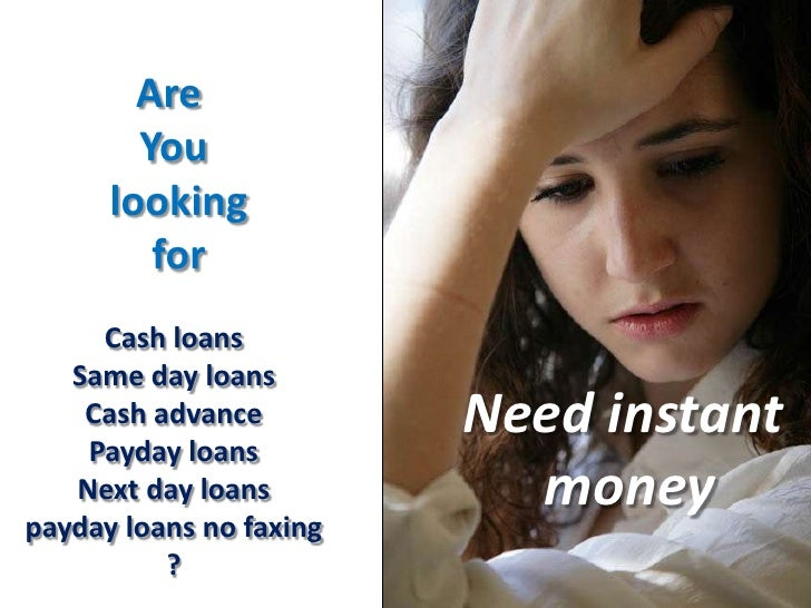online cash advance loans no faxing no credit check payday loans bad credit 1 728