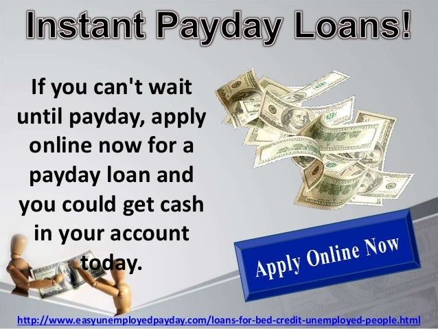 same day loans bad credit unemployed - 3