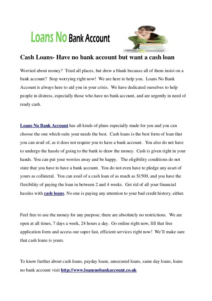 Fast cash loans chicago photo 2