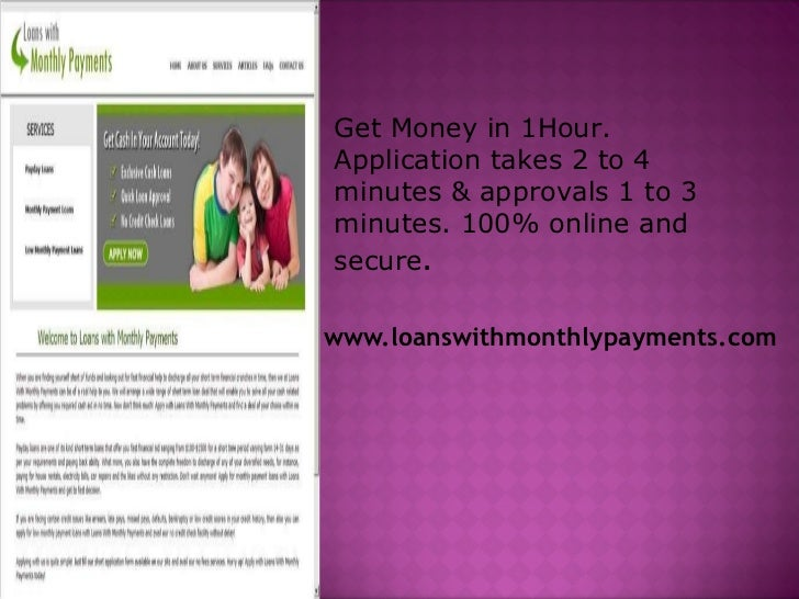 Lowest interest rates on payday loans image 3