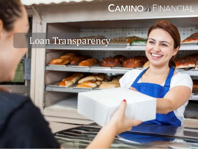 Loan Transparency Confidential