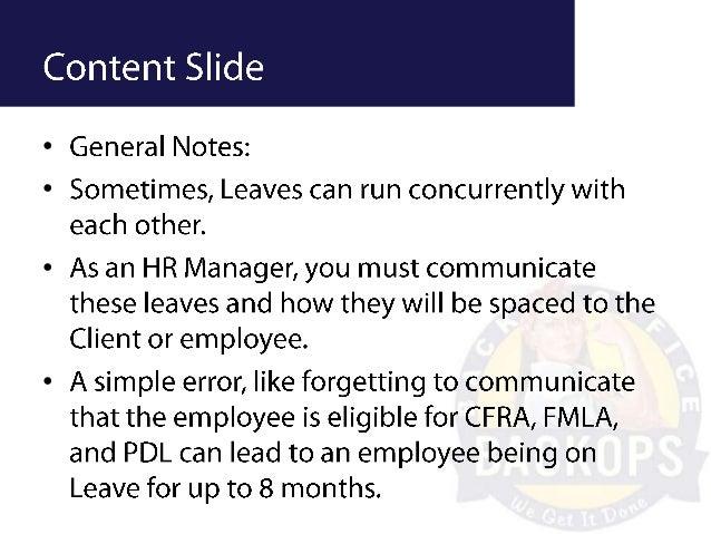 Loa training Slide 3