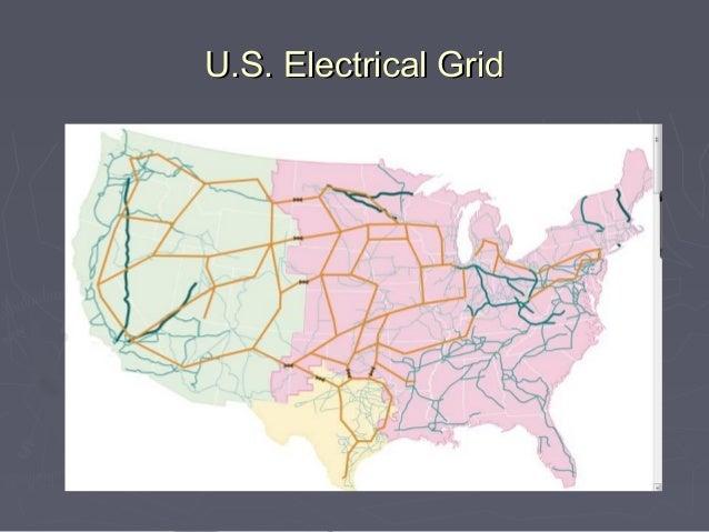 U.S. Electrical Grid
