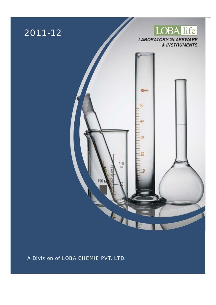 2011-12                                      LABORATORY GLASSWARE                                              & INSTRUMEN...