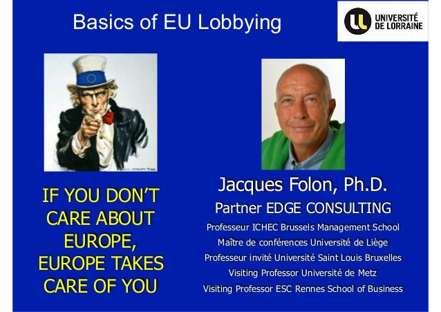 IF YOU DON'T CARE ABOUT EUROPE,