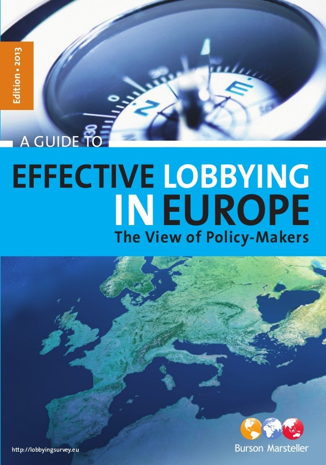 H2L_cover2013_prod_Layout 1 17/05/13 15:16 Page 1  PARTICIPATING EUROPEAN OFFICES & AFFILIATES  Burson-Marsteller, establi...