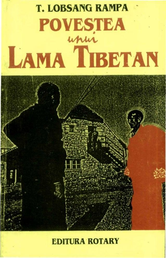Lobsang rampa  povestea unui lama tibetan