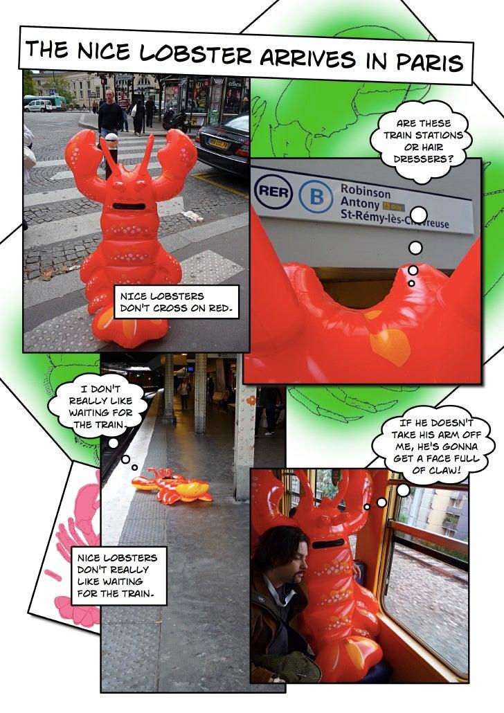 LobsterCon Paris 09