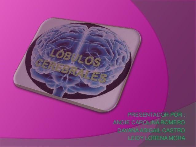 PRESENTADOR POR : ANGIE CAROLINA ROMERO DAYANA ABIGAIL CASTRO LEIDY LORENA MORA