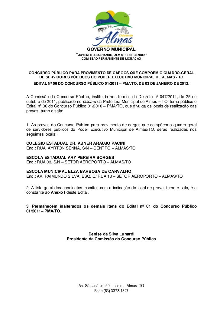 """GOVERNO MUNICIPAL                           """"JOVEM TRABALHANDO, ALMAS CRESCENDO!""""                              COMISSÃO PE..."""