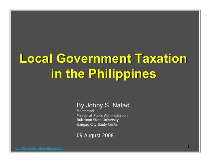 financing philippine local government Philippines - local government finance and development project (english) abstract ratings for the local government finance and development (logofind) project for philippines were as follows: outcomes were moderately satisfactory, the risk to development outcome was moderate, the bank performance was moderately.