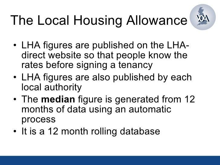 Local Housing Allowance rates 2018-2019 - gov.scot