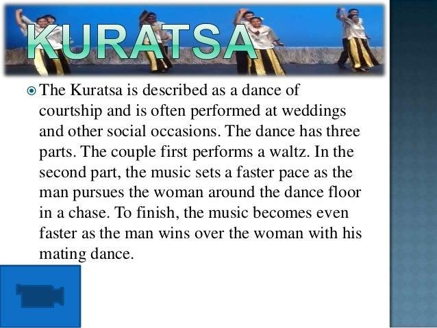 kuratsa folk dance