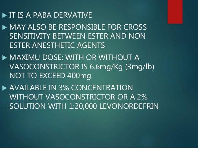 PRILOCAINE  DERIVATIVE OF TOLUIDINE INSTEAD OF XYLIDINE  EMPIRICAL FORMULA OF BASE : C13H20N20  MOLECULAR WEIGHT: 220.3...