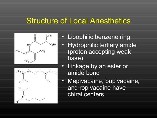 Benzene Ring Allergy