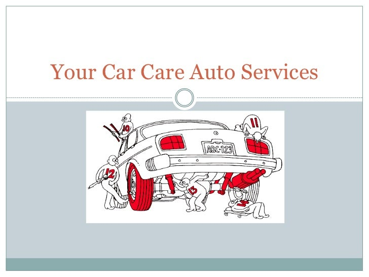 Your Car Care Auto Services<br />