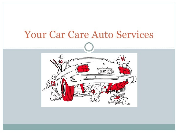 Your Car Care Auto Services