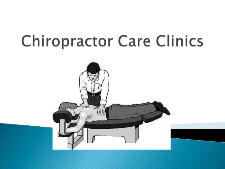 Chiropractor Care Clinics<br />