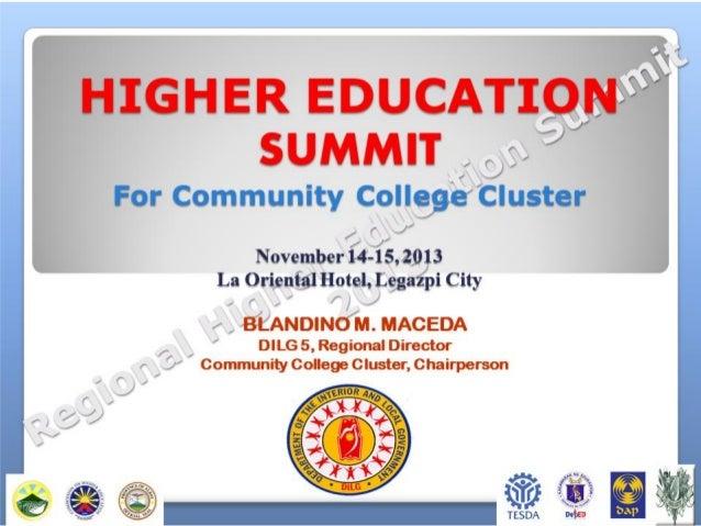Local Community College Paper