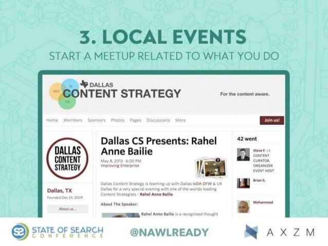 Hyper Local Content Marketing