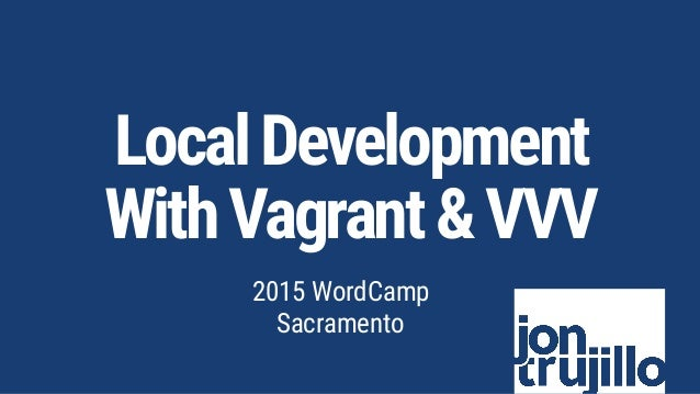 LocalDevelopment
