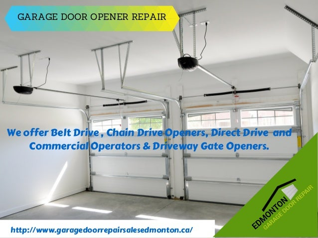 Local Garage Door Installation Replacement And Repair Service In Edm