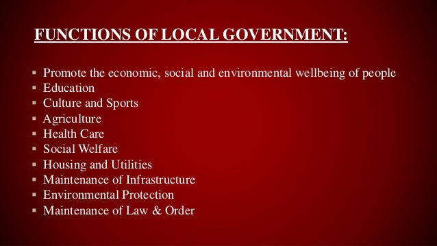 state and local government essay Federal vs state government the role of state and local governments has provided a vital role in defining federal relations branches of government essay.