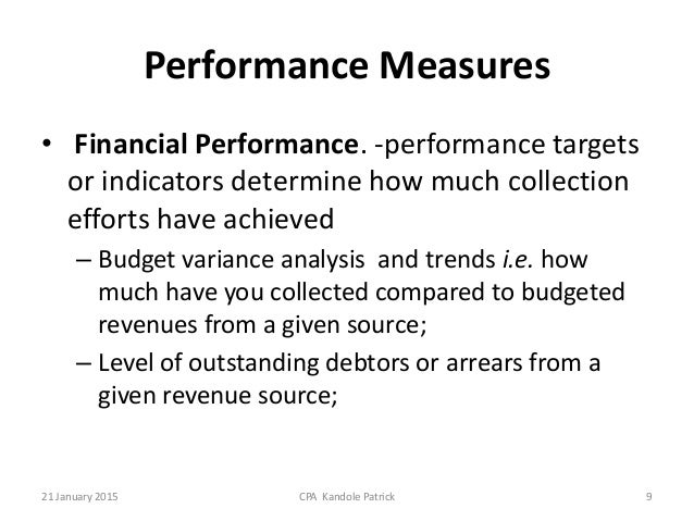 examples of corrective action in budget variance Budget variance the amount that you are over or under budget expressed as a percentage of the budget schedule variance  3 examples of a corrective action.