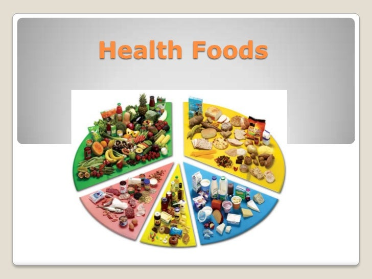 Health Foods<br />