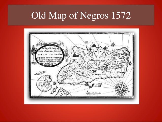 Local History of  Negros Oriental Slide 2