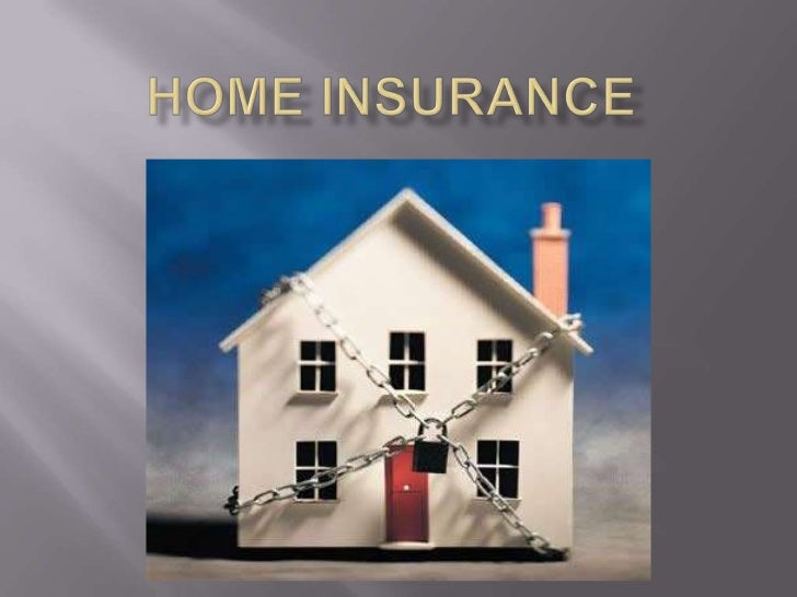 Home Insurance<br />