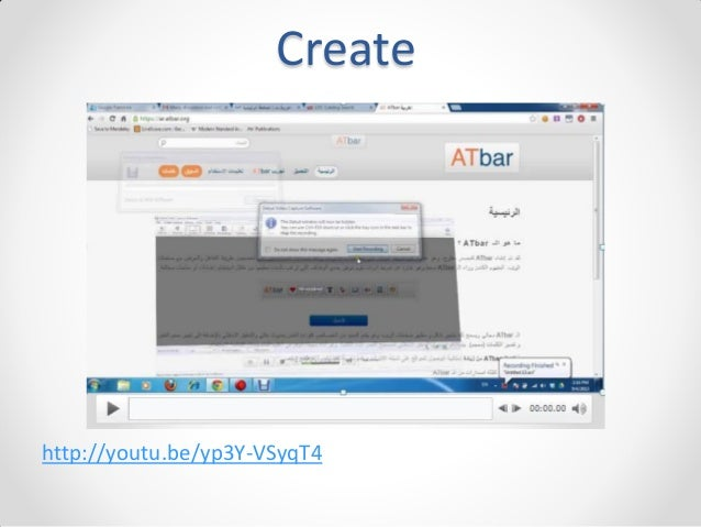 Create  http://youtu.be/yp3Y-VSyqT4
