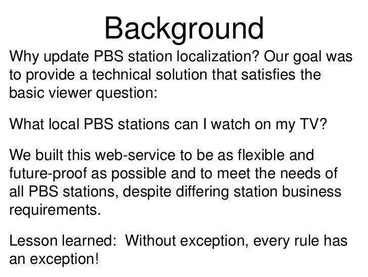 PBS Localization+ API Webinar